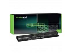 Green Cell ® laptopbatterij VI04 HSTNN-LB6J voor HP Pavilion 14 15 17 en HP Envy 14 15 17 14.8V