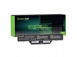 Green Cell ® laptopbatterij HSTNN-IB51 voor HP 550 610 615 Compaq 550 610 615 6720 6830