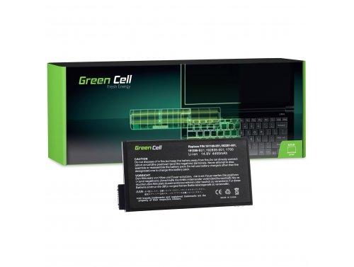 Green Cell Laptop Accu HSTNN-IB01 voor HP Compaq nc6000 nc8000 nx5000 Compaq Evo N160 N800C N800V