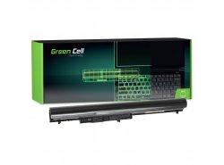 Green Cell ® Laptop Akku OA04 HSTNN-LB5S voor HP 14 15, HP Pavilion 14 15, Compaq 14 15 i HP 240 245 246 250 255 256 G2 G3