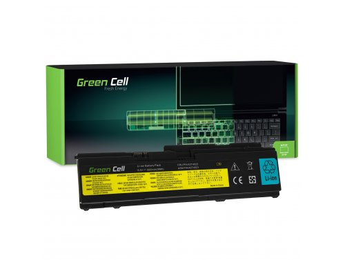 Green Cell Laptop Accu 43R9253 voor Lenovo ThinkPad X300 X301
