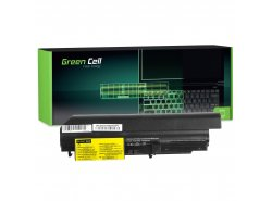 Green Cell Laptop Accu 42T5225 42T5227 42T5265 voor Lenovo ThinkPad R61 R61e R61i R400 T61 T61p T400