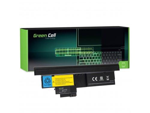Green Cell ® laptopbatterij 42T4657 voor IBM Lenovo ThinkPad Tablet X200 X201