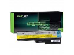 Green Cell Laptop Accu L08L6Y02 L08S6Y02 voor Lenovo B460 B550 G430 G450 G530 G530M G550 G550A G555 N500 V460 IdeaPad Z360