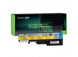 Green Cell ® laptopbatterij L09L6Y02 voor IBM Lenovo B570 G560 G570 G575 G770 G780 IdeaPad Z560