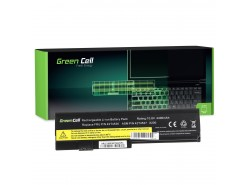 Green Cell Laptop Accu 42T4536 42T4650 voor Lenovo ThinkPad X200 X200s X201 X201s X201i