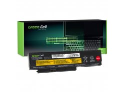 Green Cell Laptop Accu 42T4861 voor Lenovo ThinkPad X220 X220i X220s X230 X230i