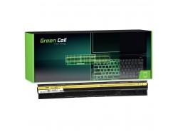 Green Cell Laptop Accu L12M4E01 L12L4E01 L12L4A02 L12M4A02 voor Lenovo G50 G50-30 G50-45 G50-70 G50-80 G500s G505s Z51-70