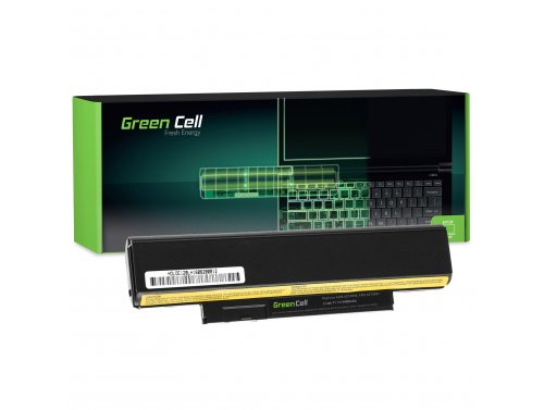 Green Cell Laptop Accu 45N1058 45N1059 voor Lenovo ThinkPad X121e X130e X131e X140e ThinkPad Edge E120 E125 E130 E135 E320
