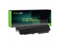 Green Cell ® laptopbatterij 42T5225 voor IBM Lenovo ThinkPad T61 R61 T400 R400