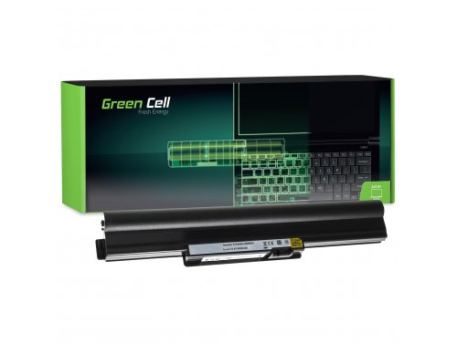 Green Cell Laptop Accu L09S6D21 voor Lenovo IdeaPad U450 U450p U550