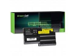 Green Cell Laptop Accu 02K6572 02K7072 02K7034 voor Lenovo ThinkPad T30