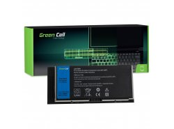 Green Cell Laptop Accu FV993 voor Dell Precision M4600 M4700 M4800 M6600 M6700 M6800