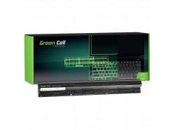 Green Cell ® laptopbatterij M5Y1K voor Dell Inspiron 14 3451, 15 3555 3558 5551 5552 5555 5558 5559, 17 5755 5758, Vostro 3458 3
