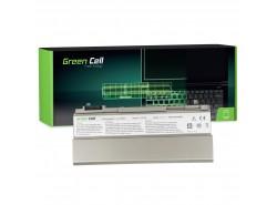 Green Cell ® laptopbatterij PT434 W1193 voor Dell Latitude E6400 E6410 E6500 E6510 E6400 ATG E6410 ATG Dell Precision M2400 M440