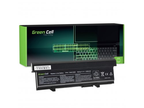 Green Cell ® laptopbatterij KM742 KM668 voor Dell Latitude E5400 E5410 E5500 E5510