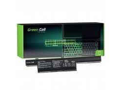 Green Cell ® laptopbatterij A32-K93 voor A93 A95 K93 X93