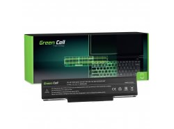 Green Cell ® Laptop Akku BTY-M66 voor Asus A9 S9 S96 Z62 Z9 Z94 Z96 PC CLUB EnPower ENP 630 COMPAL FL90 COMPAL FL92