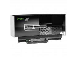 Green Cell ® laptopbatterij A32-K53 voor Asus K53 K53E K53S K53SV X53 X53S X53U X54 X54C X54H