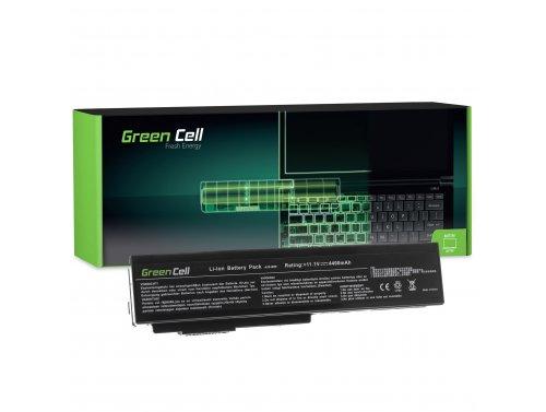 Green Cell Laptop Accu A32-M50 A32-N61 voor Asus G50 G51J G60 G60JX M50 M50V N53 N53J N53S N53SV N61 N61J N61JV N61VG N61VN