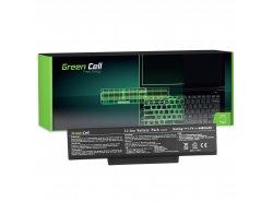 Green Cell Laptop Accu A32-F3 voor Asus F2 F2J F3 F3E F3F F3J F3K F3S F3SA F3SC F3SG F3SV F3T F3Q F7 M51