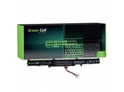 Green Cell Laptop Accu A41-X550E voor Asus A550 F550 F550D K550 K750 R510 R510D R510DP R750 R752L R752LB X450 X550 X550D X750