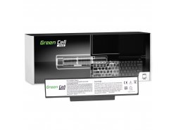 Green Cell PRO Laptop Accu A32-K72 voor Asus N71 K72 K72J K72F K73S K73SV N71 N71J N71V N73 N73J N73S N73SV X73E X73S X73SD X77