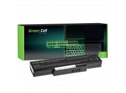 Green Cell Laptop Accu A32-K72 voor Asus N71 K72 K72J K72F K73S K73SV N71 N71J N71V N73 N73J N73S N73SV X73E X73S X73SD X77