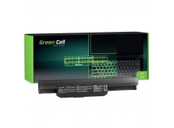Green Cell Laptop Accu A32-K53 voor Asus K53 K53E K53S K53SJ K53SV K53T K53U K54 X53 X53E X53S X53SV X53U X54 X54C X54H X54L