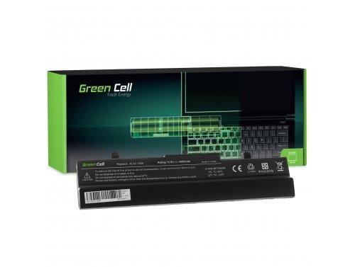 Green Cell Laptop Accu AL31-1005 AL32-1005 ML31-1005 ML32-1005 voor Asus Eee-PC 1001 1001PX 1001PXD 1001HA 1005 1005H 1005HA