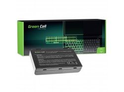 Green Cell ® laptopbatterij A32-F82 voor Asus K40 K50 K50AB K50 K51 K51 K60 K70 K70 X70 X5DC