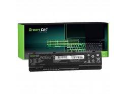 Green Cell Laptop Accu A32-N55 voor Asus N45 N55 N55E N55F N55S N55SF N55SL N75 N75E N75S N75SF N75SJ N75SL N75SN