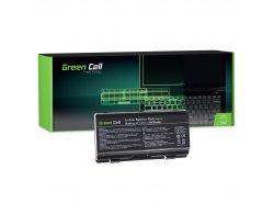 Green Cell Laptop Accu A32-X51 A32-T12 voor Asus X51 X51C X51H X51L X51R X51RL X51Q X58 X58C X58L X58LE