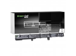 Green Cell PRO Laptop Accu A41N1308 A31N1319 voor Asus R508 R509 R512 R512C X551 X551C X551CA X551M X551MA X551MAV X751L