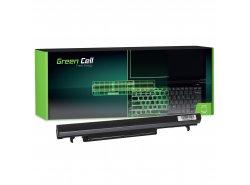 Green Cell ® Laptop Akku A41-K56 A42-K56 voor Asus K56 K56C K56CA K56CB K56CM K56CM K56V S56 S405