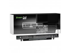 Green Cell ® Laptop Akku Green Cell PRO A41-X550A voor A450 A550 R510 R510CA X550 X550CA X550CC X550VC 2600mAh