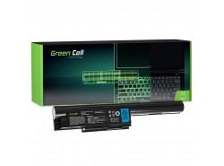 Green Cell Laptop Accu FPCBP274 FMVNBP195 voor Fujitsu LifeBook BH531 LH531 SH531