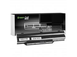 Green Cell PRO ® laptopbatterij FPCBP250 voor Fujitsu LifeBook A530 A531 AH530 AH531