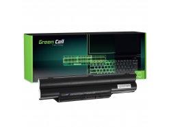 Green Cell Laptop Accu FPCBP145 voor Fujitsu-Siemens LifeBook E751 E752 E782 E8310 P771 P772 T580 S710 S751 S752 S760 S762 S782