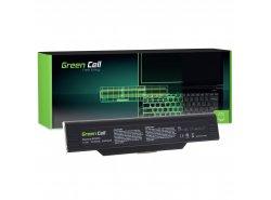 Green Cell ® laptopbatterij BP-8050 voor Fujitsu-Siemens Amilo M1420 L1300 L7310W Systemax Neotach 3300