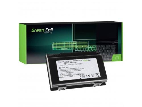 Green Cell Laptop Accu FPCBP176 voor Fujitsu LifeBook E8410 E8420 E780 N7010 AH550 NH570
