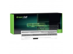 Green Cell Laptop Accu BTY-S14 BTY-S15 voor MSI CR41 CR61 CR650 CX41 CX650 FX600 GE60 GE70 GE620 GE620DX GP60 GP70