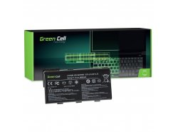 Green Cell ® laptopbatterij BTY-L74 voor MSI A6000 CR500 CR600 CR700 CX500 CX600