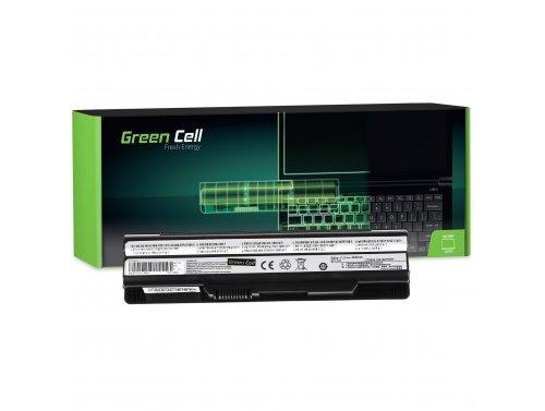 Green Cell ® laptop batterij BTY-S14 voor MSI CR650 CX650 FX600 GE60 GE70