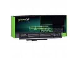 Green Cell Laptop Accu A32-A15 A41-A15 A42-A15 voor MSI A6400 CR640 CR640DX CR640MX CX640 CX640MX MS-16Y1 10.8V
