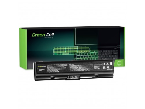 Green Cell Laptop Accu PA3534U-1BRS voor Toshiba Satellite A200 A205 A300 A300D A350 A500 A505 L200 L300 L300D L305 L450 L500