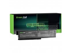 Green Cell ® laptopbatterij PA3817U-1BRS PA3634U-1BRS voor Toshiba Satellite C650 C650D C660 C660D L650D L655 L750