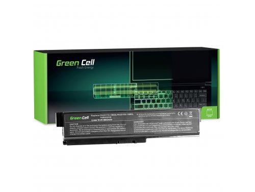 Green Cell Laptop Accu PA3817U-1BRS PA3818U-1BAS voor Toshiba Satellite C650 C650D C660 C660D C665 L750 L750D L755D L770 L775
