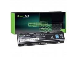 Green Cell Laptop Accu PA5109U-1BRS PA5110U-1BRS PABAS272 voor Toshiba Satellite C50 C50D C55 C55D C70 C75 C75D L70