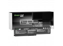 Green Cell PRO Laptop Accu PA3817U-1BRS PA3818U-1BAS voor Toshiba Satellite C650 C655 C660 C660D L650D L655 L750 L750D L755